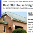 Best Old House Neighborhoods 2011: Berwyn